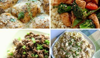 Frugal Meals for Large Families