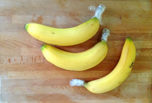 banana kitchen hack hacks