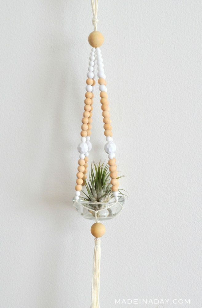 9 Cheap Amp Easy Diy Macrame Plant Hangers Balancing Bucks