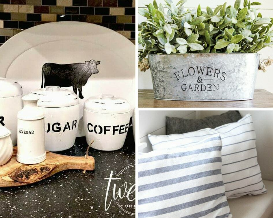 DIY Dollar Store Farmhouse Decor