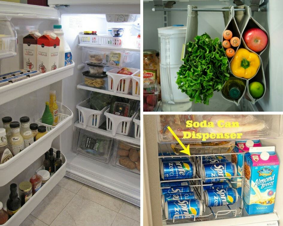 7 Brilliant Fridge Organization Hacks