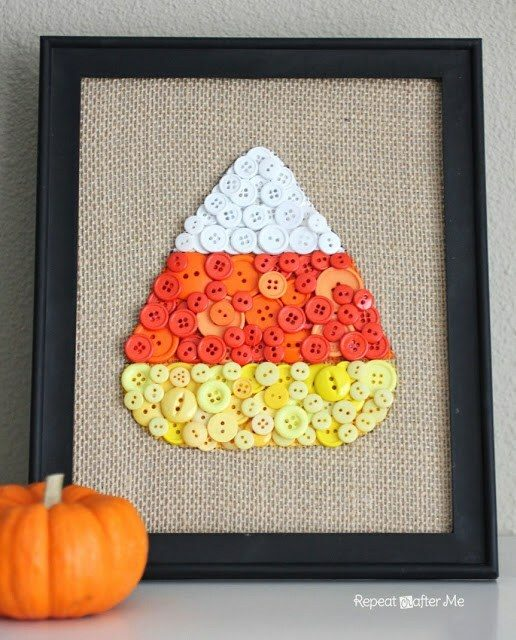 DIY Fall decor ideas. These Fall craft ideas are sure to make your home feel like Autumn.
