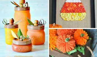 11 DIY Fall Decor Ideas to Make Your Home Feel Cozy