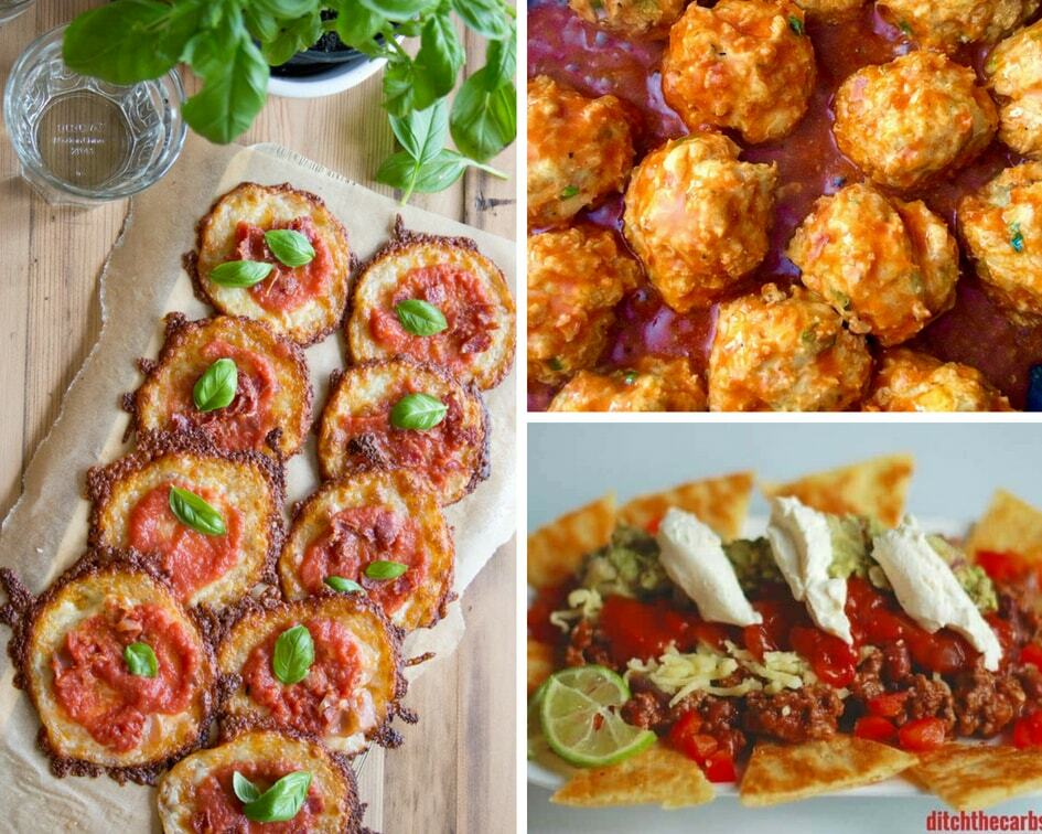 Keto snacks on the go. Add these low carb snack recipes to your Keto diet plan.