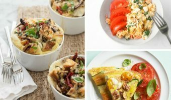 Delicious Mediterranean diet breakfast recipe ideas. Checkout these easy Mediterranean recipes!