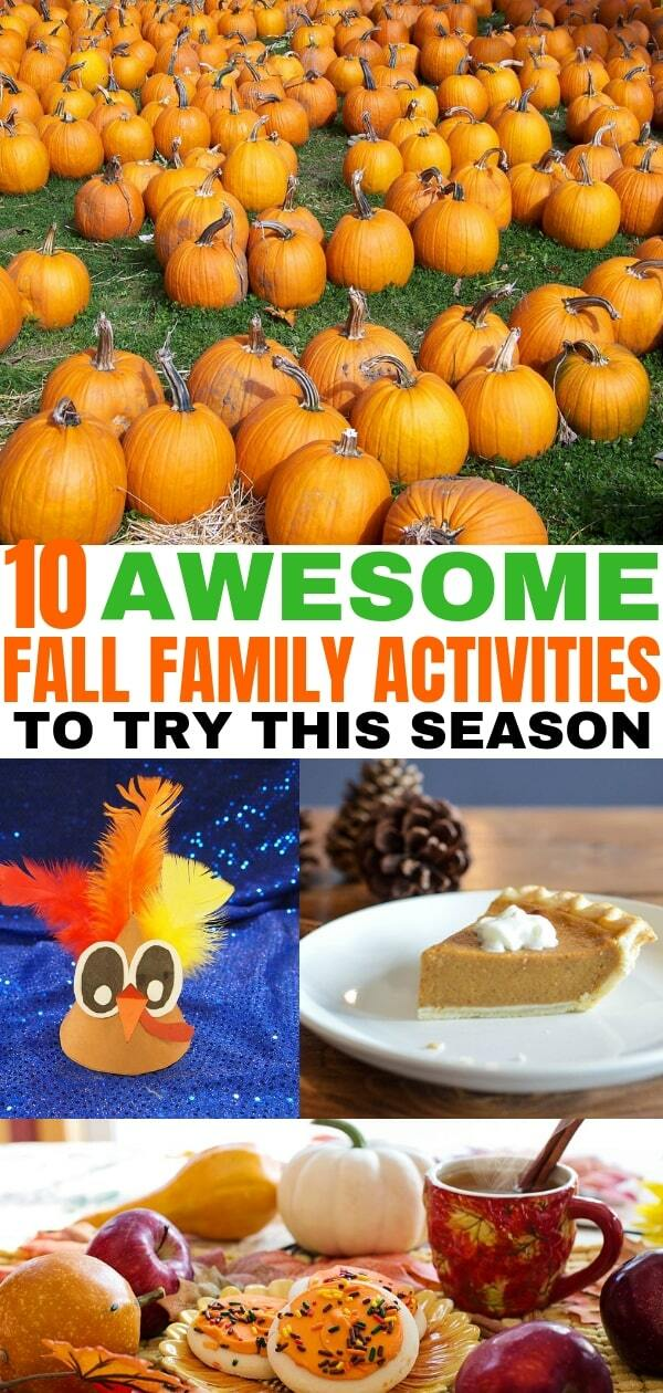 Fall bucket list: Fall family activities to try this season.