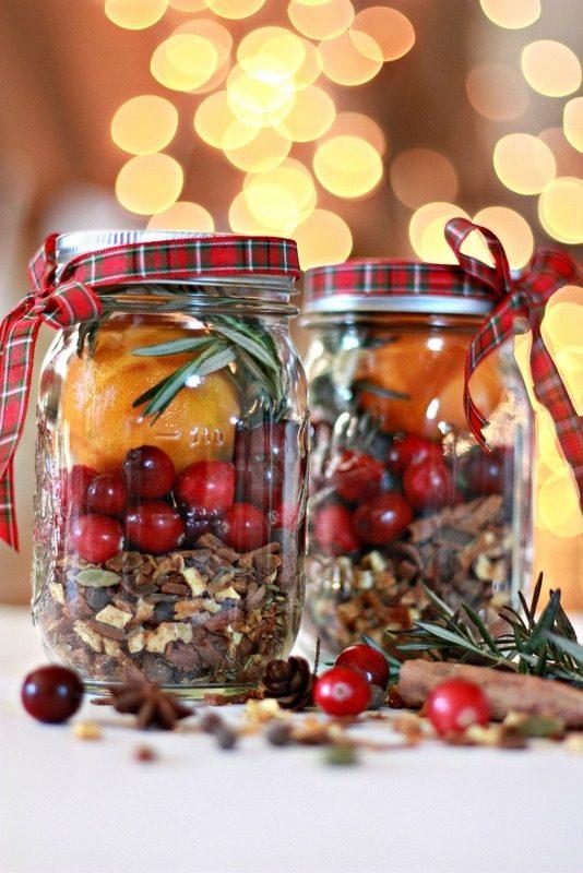 DIY Mason Jar Gift Ideas. 23 Gifts in a jar ideas that everyone will love.