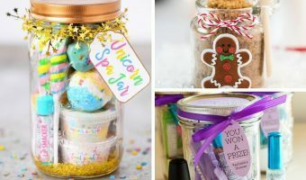 23 DIY Mason Jar Gift Ideas That Everyone Will Love