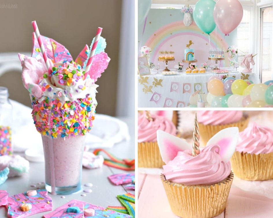 These Unicorn Birthday Party Ideas Are Perfect For Your Next From