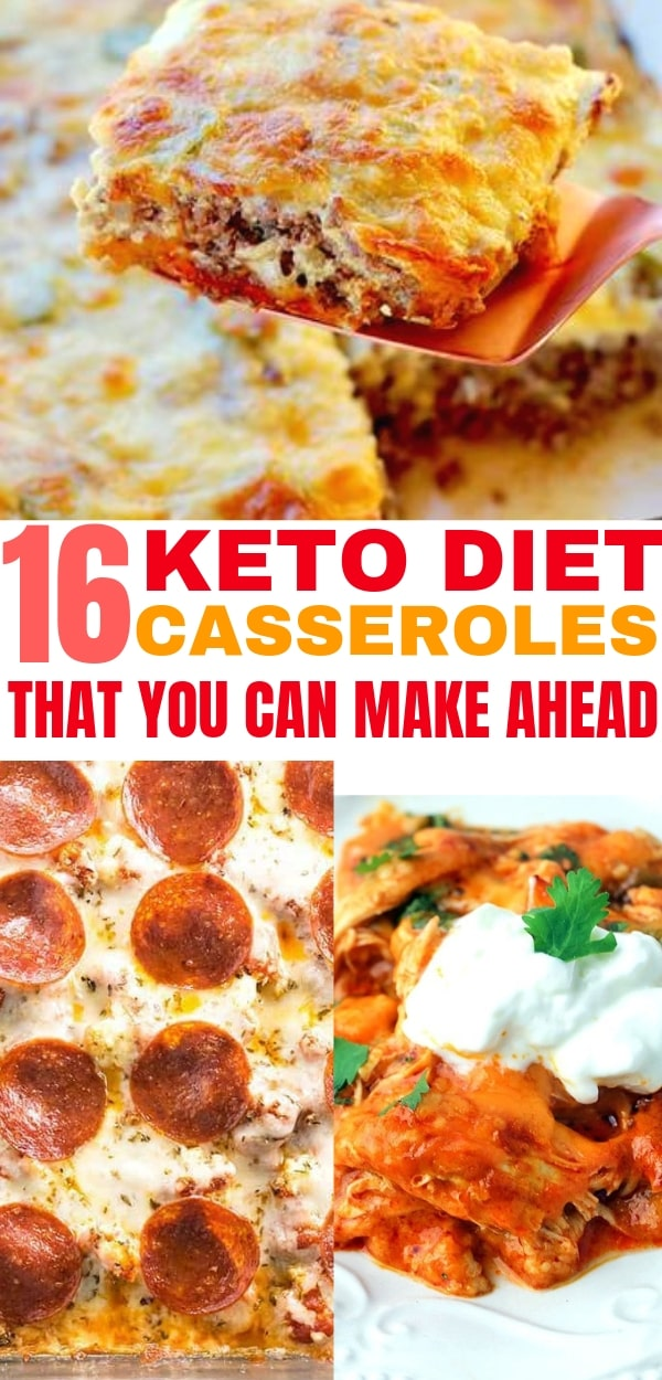 Easy keto casserole recipes. The keto Mexican casserole is my favorite. Add these low carb casserole recipes to your keto meal plan.