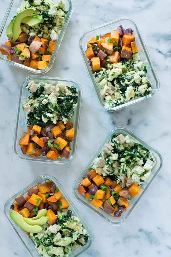 25 Easy Meal Prep Recipes For The Entire Week Balancing Bucks