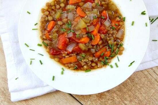 Weight Watchers Recipes | Lentil Soup
