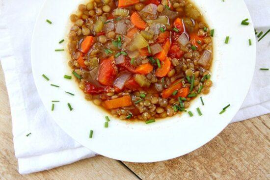 Weight Watchers Recipes | Lentil Soup