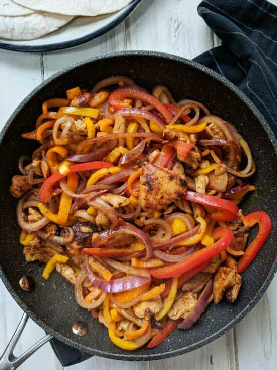 Weight Watchers Recipes | Chicken Fajitas