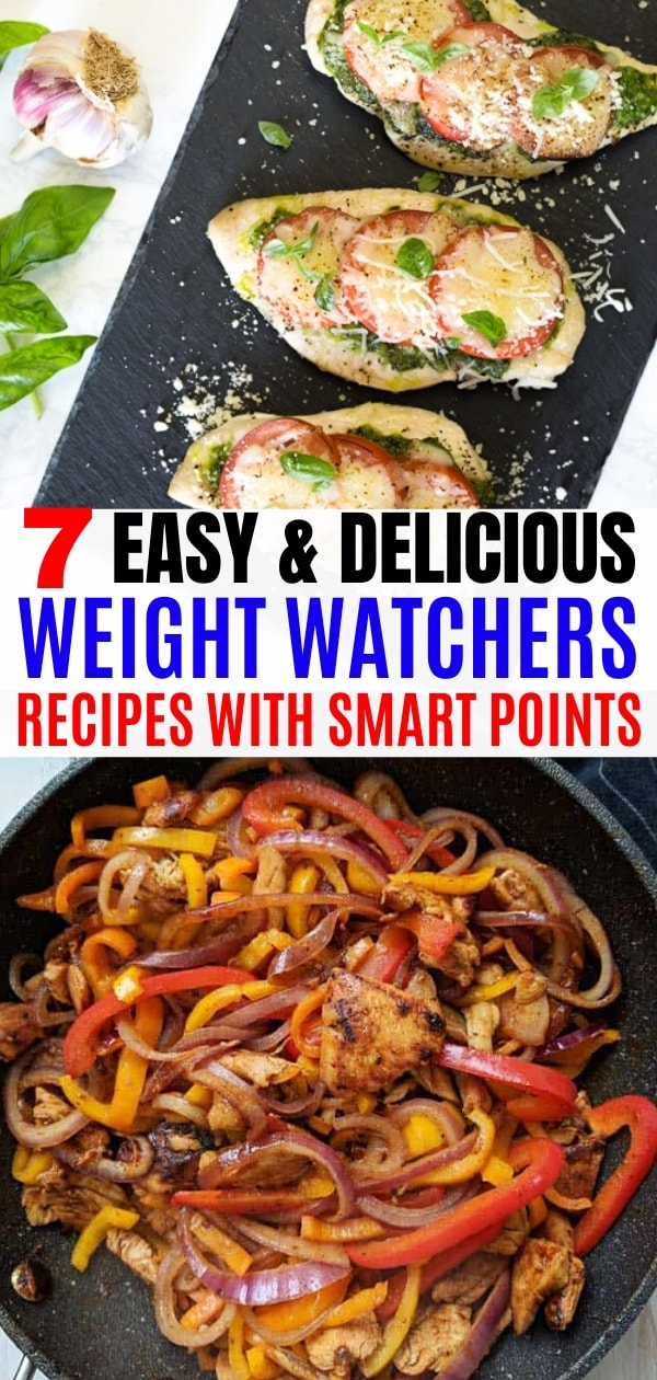 weight watchers meals with smartpoints